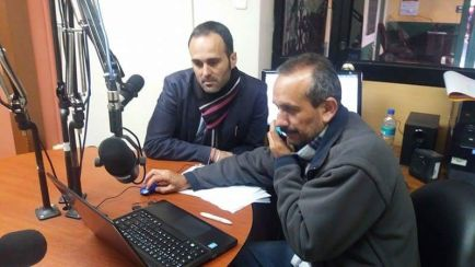 foto entrevista radio ambato