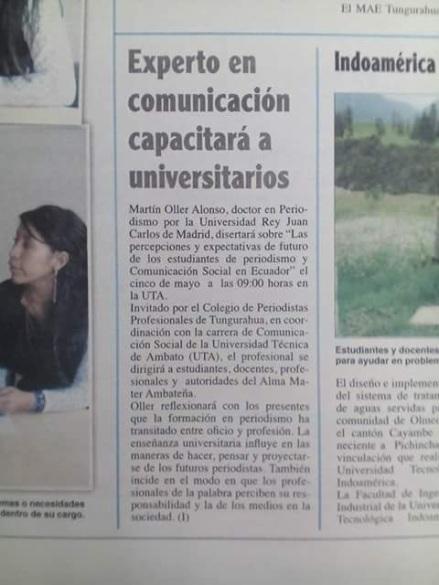 foto noticia prensa