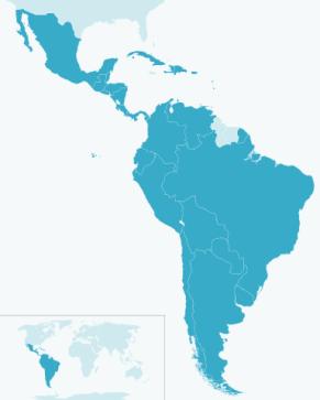 foto América Latina