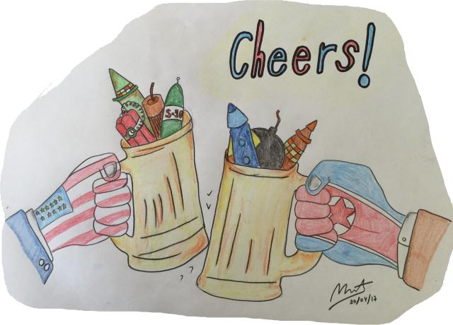 viñeta cheers