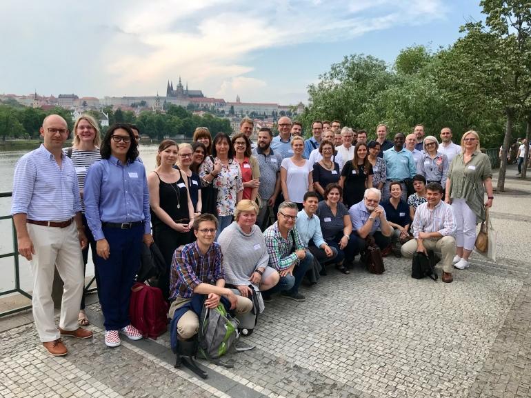 photo WJS Convention 2018 Prague
