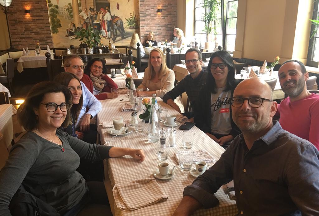 reunión munich septiembre 2019